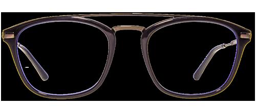 Brille mit Draht